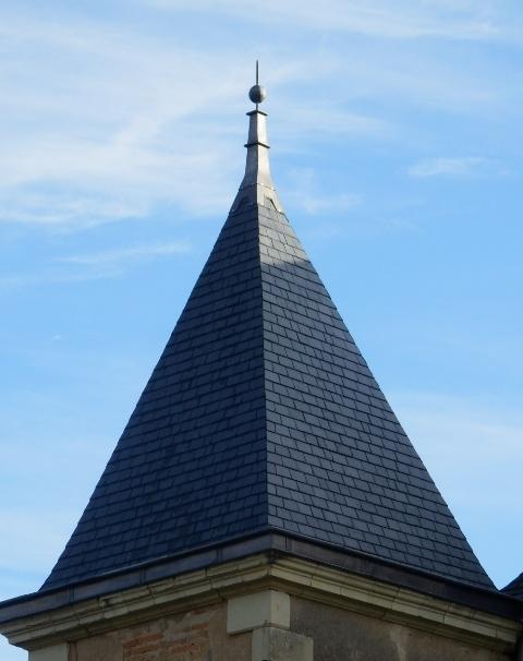 Sarl s bastien ritouet travaux de couverture et charpente maine et loire 49 tours - Couverte d ardoises ...